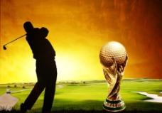 高爾夫 世界杯 大力神杯圖片