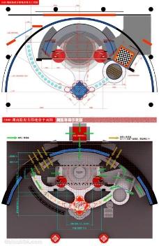 3D舞台平面图
