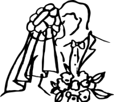 婚礼画册设计图片