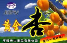 黄金杏包装图片