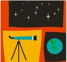 装饰画 星空图片