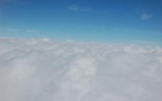 云层 白云 云彩图片
