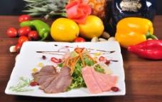 厨师沙拉图片