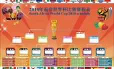 2010年南非世界杯对阵表图片