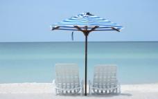 夏日海滩风情4图片