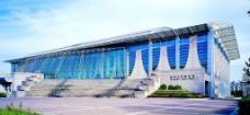 北京清华大学游泳馆图片