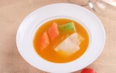 金汤木瓜鱼肚图片