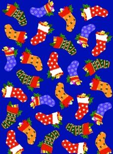 圣诞袜图片