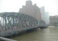 上海外白渡桥图片