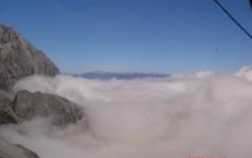 高山 云海图片