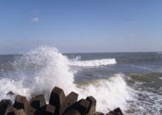 海浪 海景图片