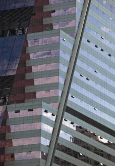 深圳罗湖区深发展银行总部大楼局部图片