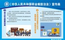 职业病防治法宣传画系列二图片