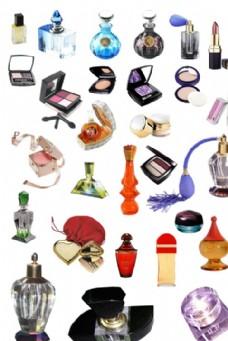 化妆品设计元素