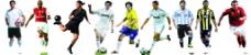 2010世界杯球星图片