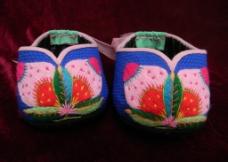 虎头鞋图片